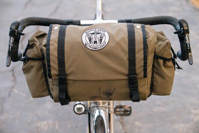 "Benedict's Crust Bikes Romanceur 26"" Touring Bike"